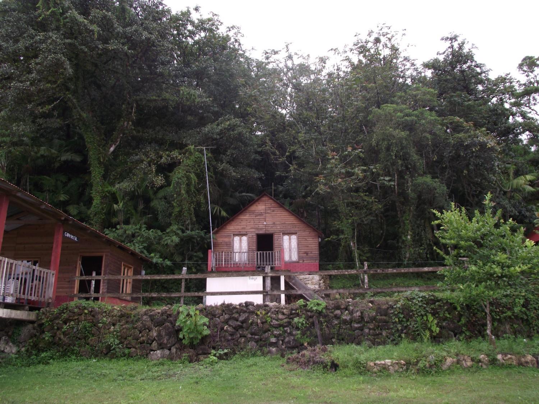 MONTEBELLO - Cabane de Tziscao
