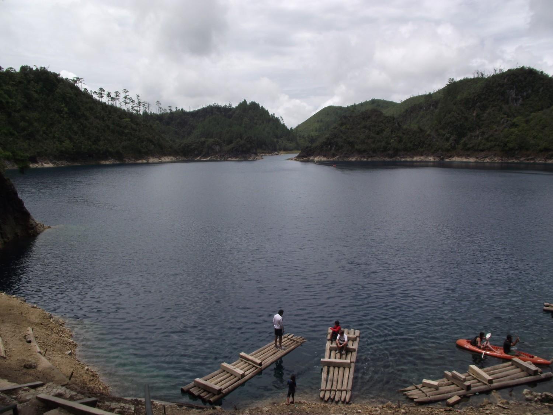 MONTEBELLO - Laguna Peña Blanca 02
