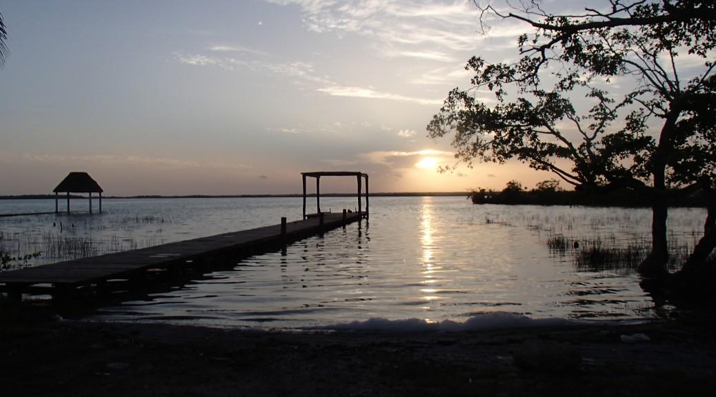 Mexique - Lagune de Bacalar