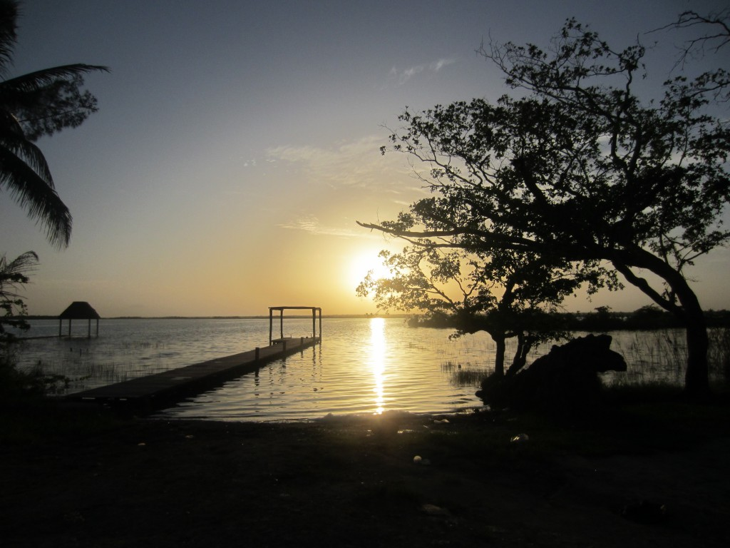 Mexique - Lagune de Bacalar (bis)