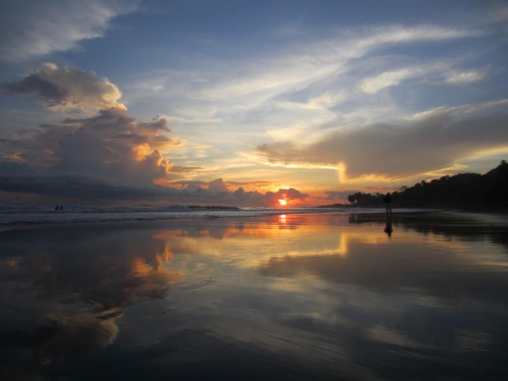 Salvador - Playa El Tunco
