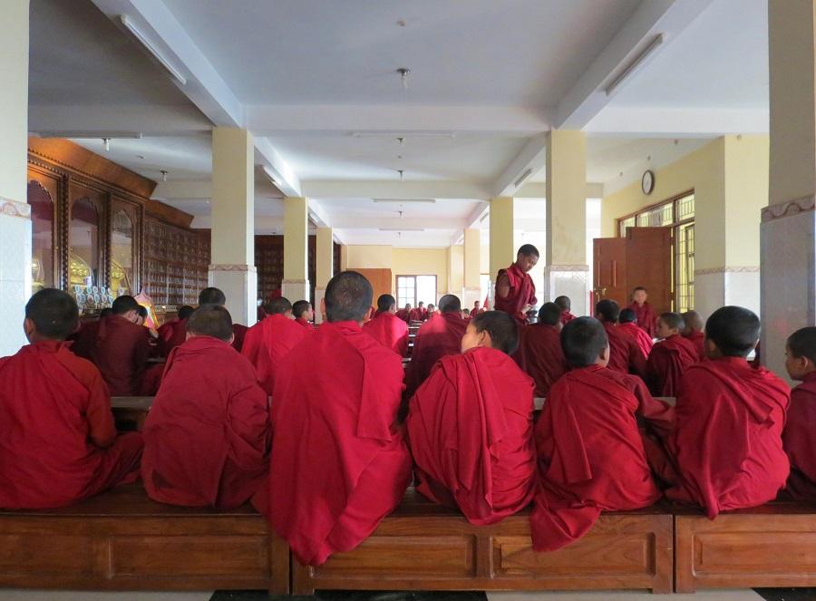 Nepal - Zoom sur le bouddhisme (1)