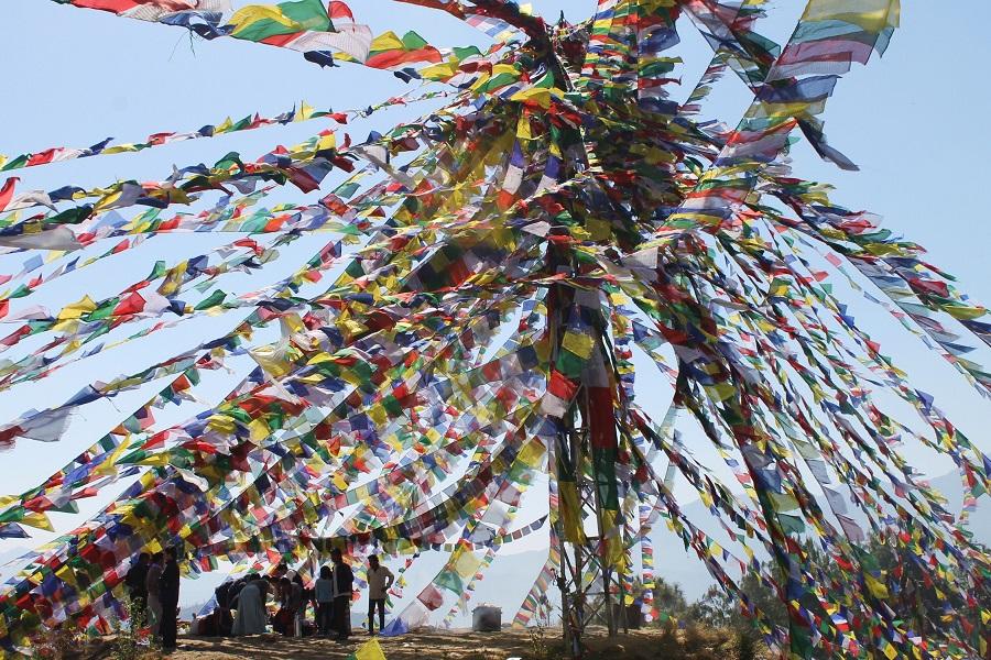 Nepal - Zoom sur le bouddhisme (4)