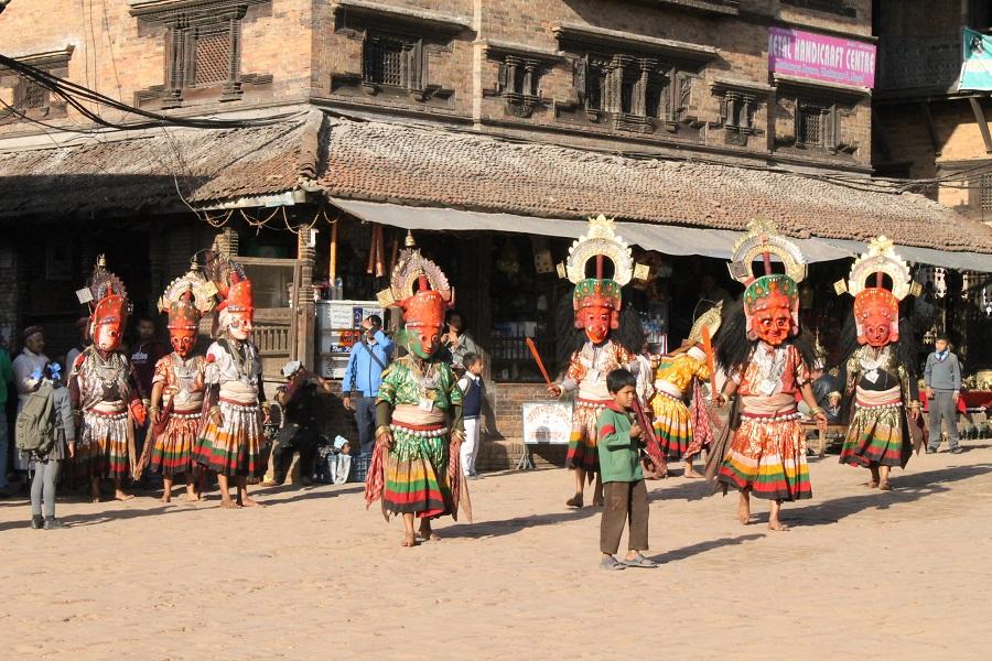 Nepal - Zoom sur le bouddhisme (5)